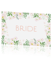 Bordje Bride Garden Party