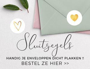Leuke sluitzegels bestel je bij Leintjes.nl