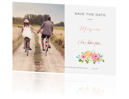 save-the-date-kaart-watercolour-pastel-bloemen-vrolijk